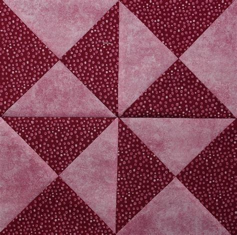 Windmill Quilt Block Pattern by Pinwheel Quilt Block Quilts By Jen
