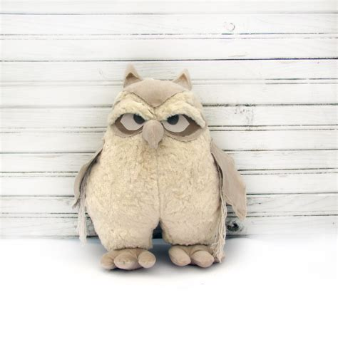 Handmade Owl Decorations - owlowl decor handmade owl home decor ornament owl