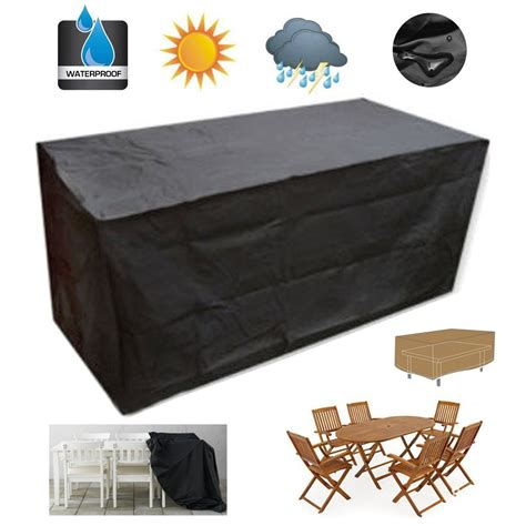 outdoor sofa cover waterproof large waterproof furniture sofa chair set cover garden