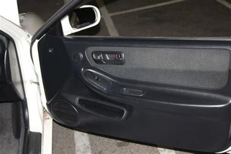 Side Door Cdm by 1997 Acura Integra Type R 00242