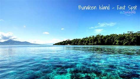 Mini 3 Di Manado keindahan taman laut bunaken di sulawesi utara azwisata