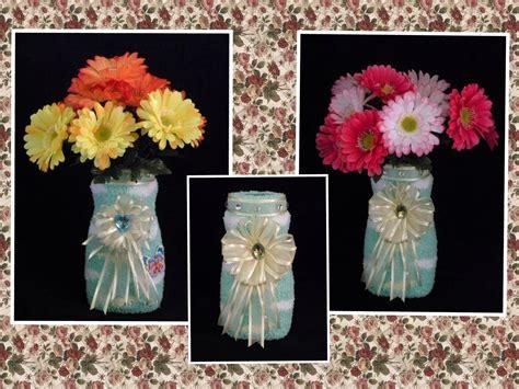acornos echos de material reciclable florero hecho con material reciclable how to make a
