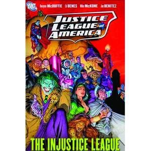 Pdf Justice League Vol Injustice America by Justice League Of America Tp Vol 03 Injustice League