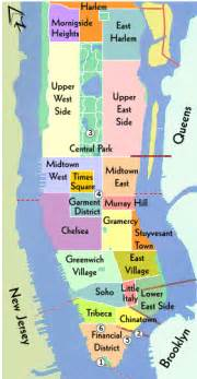 new york city maps nyc and manhattan map