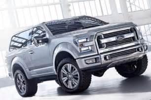 Ford Bronco Price 2018 Ford Bronco Price Interior Release Date Specs Pics