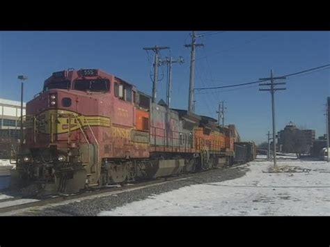 wandle lesele mega rs3l bnsf 517 east coal city funnydog tv