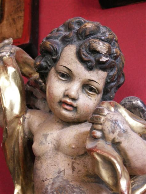 Cherub Antique by Antique Cherub Among Us