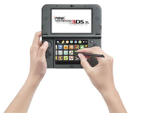 new nintendo 3ds 3ds xl new nintendo 3ds xl black target