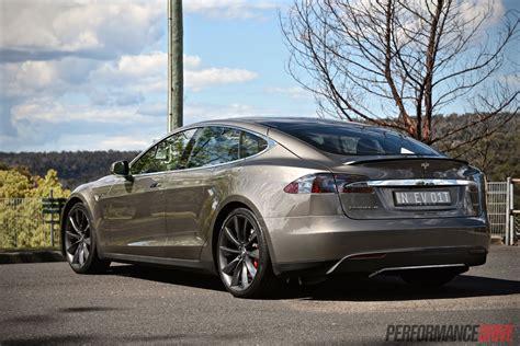 Tesla P85d Cost 2015 Tesla Model S P85d Review Performancedrive