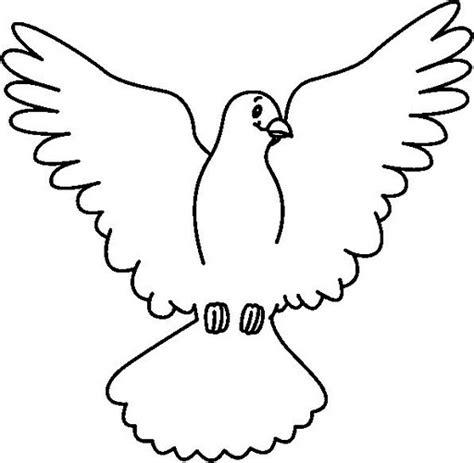 dibujos para colorear de la paloma del espiritu santo paloma del esp 237 ritu santo para dibujar imagui esp 237 ritu