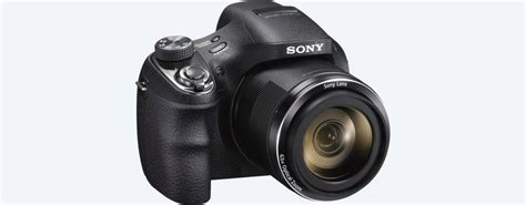 Sony Cyber Dsc H400 63x Optical Zoom compact digital with viewfinder 63x zoom dsc