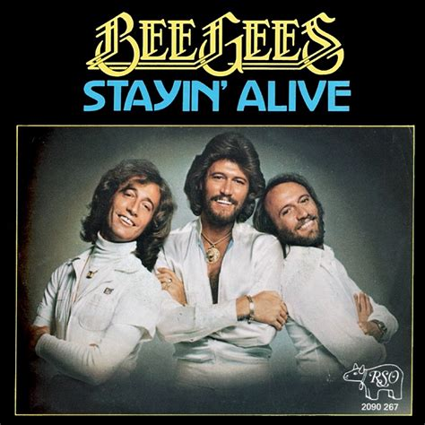 stayin alive bee gees pinterest the world s catalog of ideas