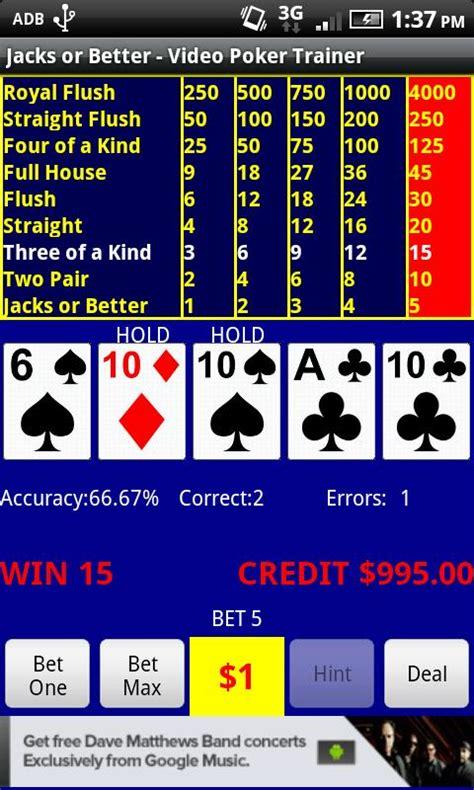 aptoide zynga poker video poker jacks or better android apps on google play