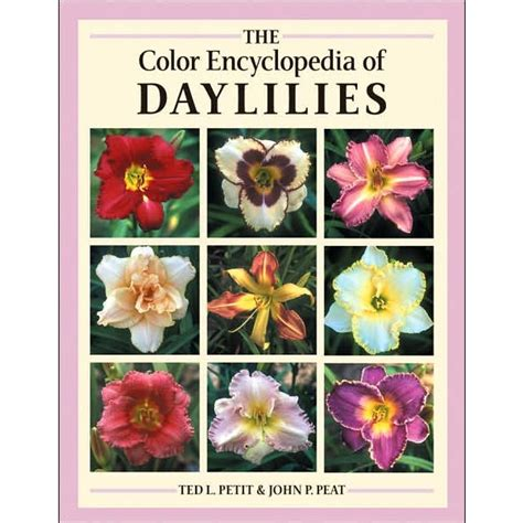 color encyclopedia architectura natura the color encyclopedia of daylilies