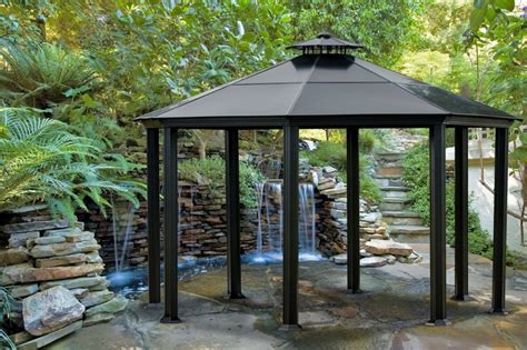 Top Wrought Iron Gazebo Design HOUSE DECORATIONS AND FURNITURE : Best Wrought Iron Gazebo