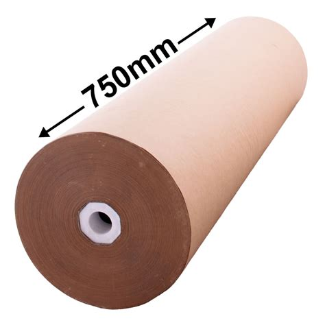 brown craft paper rolls brown kraft paper roll 750mm wide buy qis