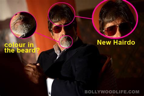 give gossip synonym is amitabh bachchan trying too hard to look young view