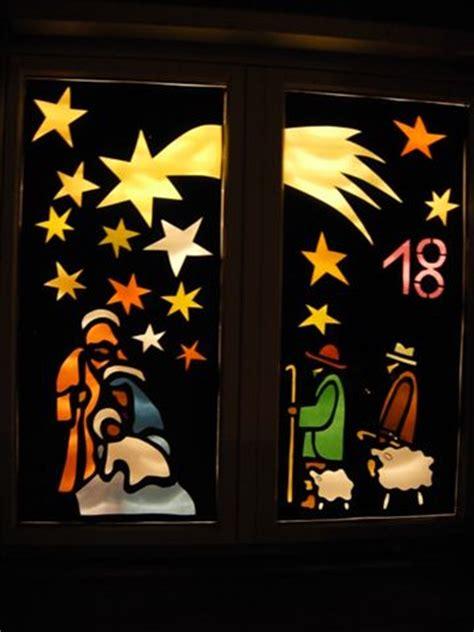 Fensterdeko Weihnachten Seidenpapier by 1000 Bilder Zu Living Nativity Ideas Auf