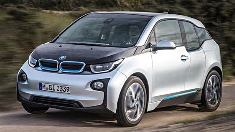 New Electric Car By Bmw Bmw Has A New Way To Charge Electric Cars Edgy Tech