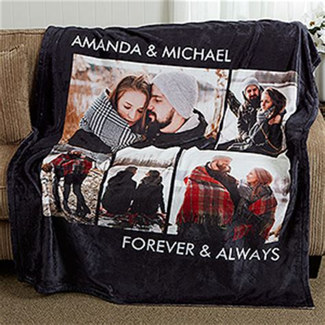 Customized Blankets With Photos by Personalized Photo Fleece Blankets Picture 5