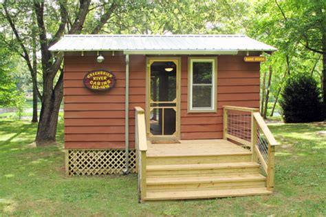 Greenbrier River Cabins by The Bunk House Cabin