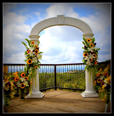 Wedding Arch San Diego by Arc De Wedding Arch Chuppah Canopy Photo Booth