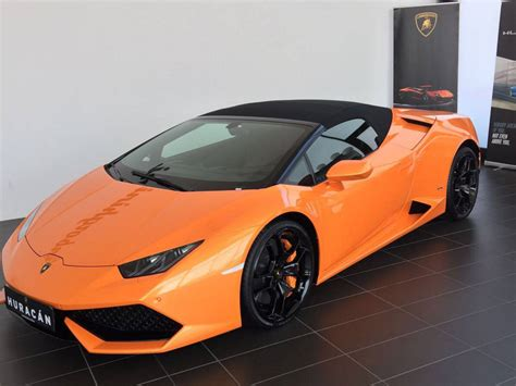 Lamborghini Rental Price Lamborghini Huracan Spyder Cabrio Rental In Sorrento
