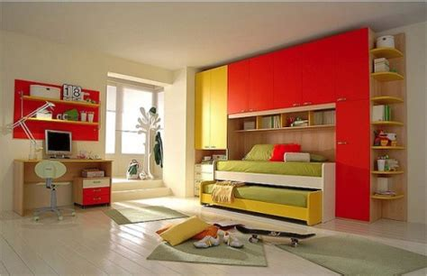 Children's bedroom interior design ? good colors