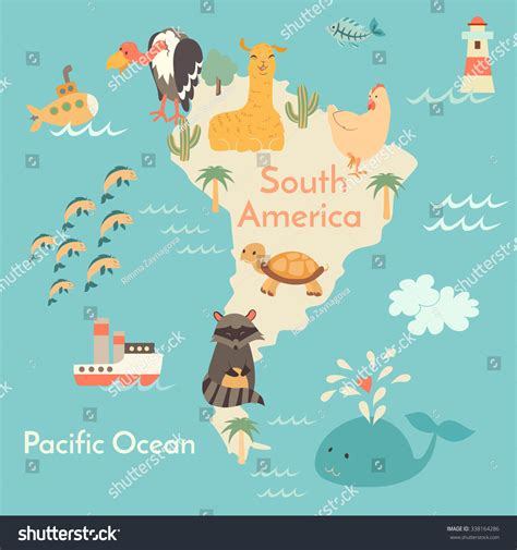 south america map free royalty free animals world map south america south