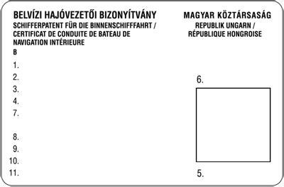 vaarbewijs rijn centrale commissie voor de rijnvaart bemanning en