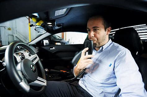 dwi convicts  pass breathalyzer test  driving