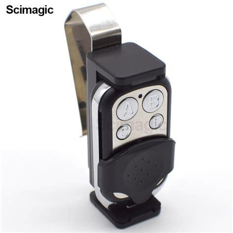 remote key holder garage door universal remote visor clip
