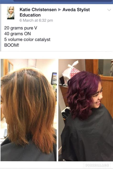 aveda hair color formulas 25 best ideas about hair toner on ombre hair