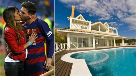 messi born rich lionel messi s family house car messi s biography