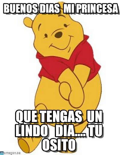 imagenes de buenos dias de winnie pooh good morning wishes in spanish pictures images page 3