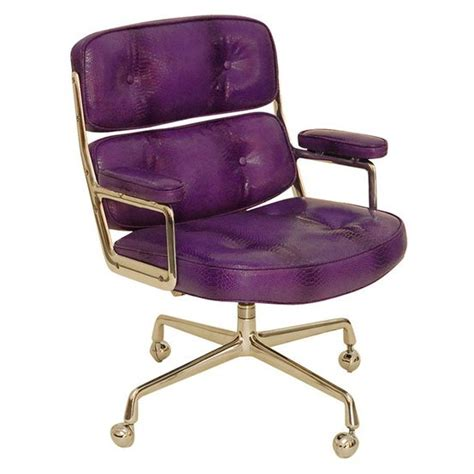 purple computer chair a fashionable of modern 23