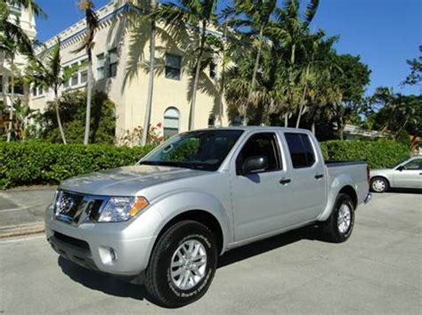 used nissan frontier miami used nissan frontier for sale miami fl carsforsale