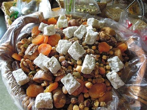new year dried food new year welcomes with symbolic traditions