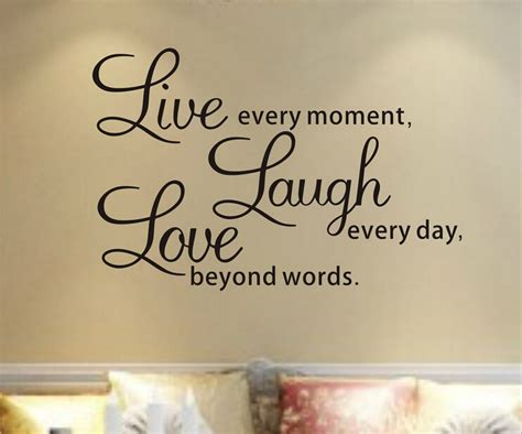 living room wall quotes wall quotes for living room quotesgram