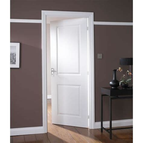2 Panel Deep Moulded Interior Doors Deep Moulded Doors Interior Moulded Doors