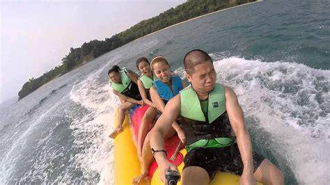 banana boat squad gopro banana boat suicide squad youtube