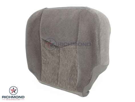 2004 tahoe seat cover installation 2003 2006 chevy tahoe suburban ls z71 lt cloth seat