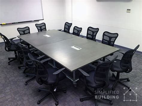 Concrete Conference Table 5 Modern Conference Table Ideas