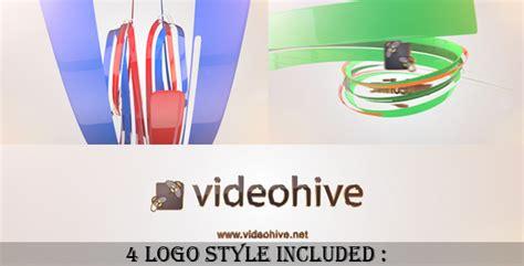 ribbon logo reveal page 5 187 stroke 187 blobernet