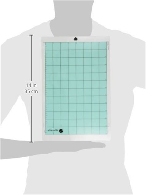 Silhouette Portrait Cutting Mat by Silhouette Portrait Cutting Mat Import It All