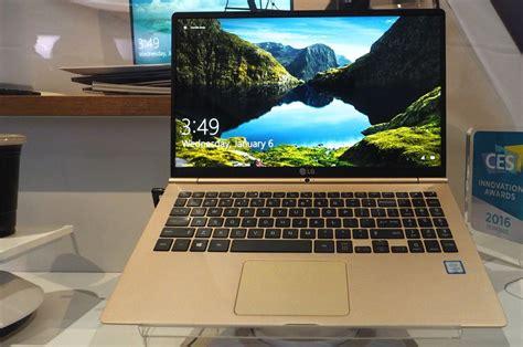 Laptop Apple Yogyakarta ces 2016 lg gram 15 pesaing kuat macbook air tekno 187 harian jogja