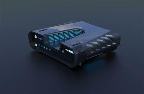 rendering  leaked ps design brings  rumored console