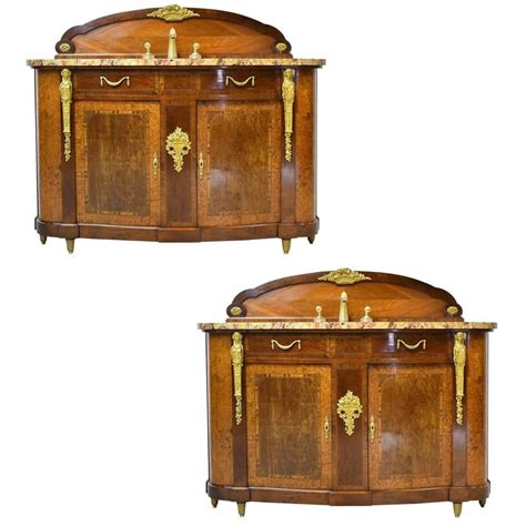 french style bathroom sinks pair of antique french empire style bathroom vanities with
