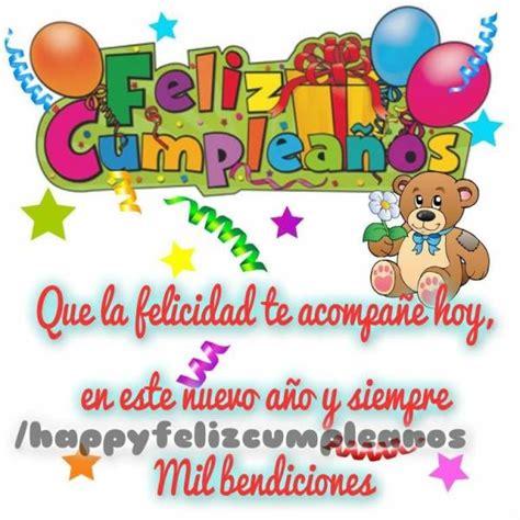 imagenes de feliz cumpleaños mario feliz cumplea 241 os querida ojos miel felicitaciones 55428