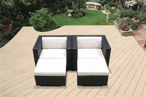 outdoor wicker chair with ottoman beautiful brand new outdoor wicker club chair with ottoman